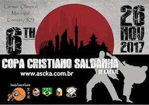 6ª Copa Internacional Cristiano Saldanha de Karate