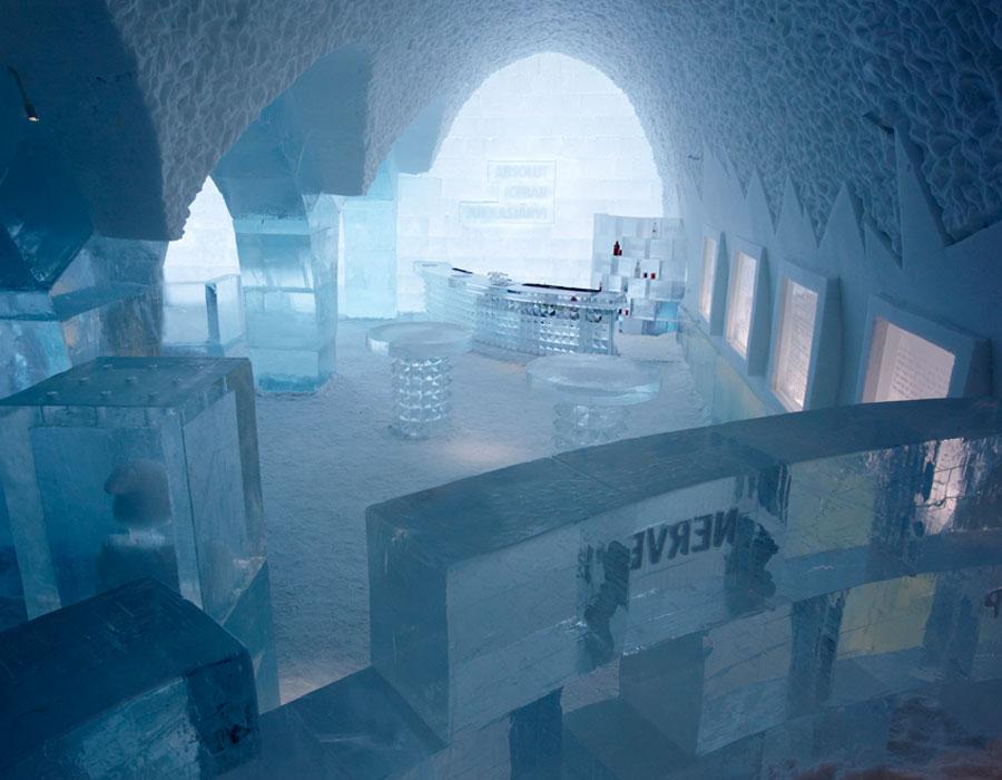 Passion For Luxury Icehotel In Jukkasj Rvi Sweden