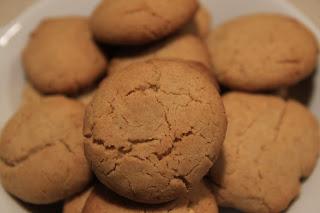 Błyskawiczne chałwowe ciasteczka
