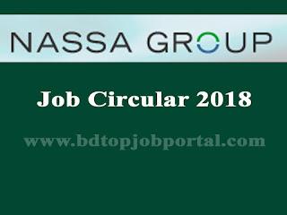 Nassa Group Job Circular 2018