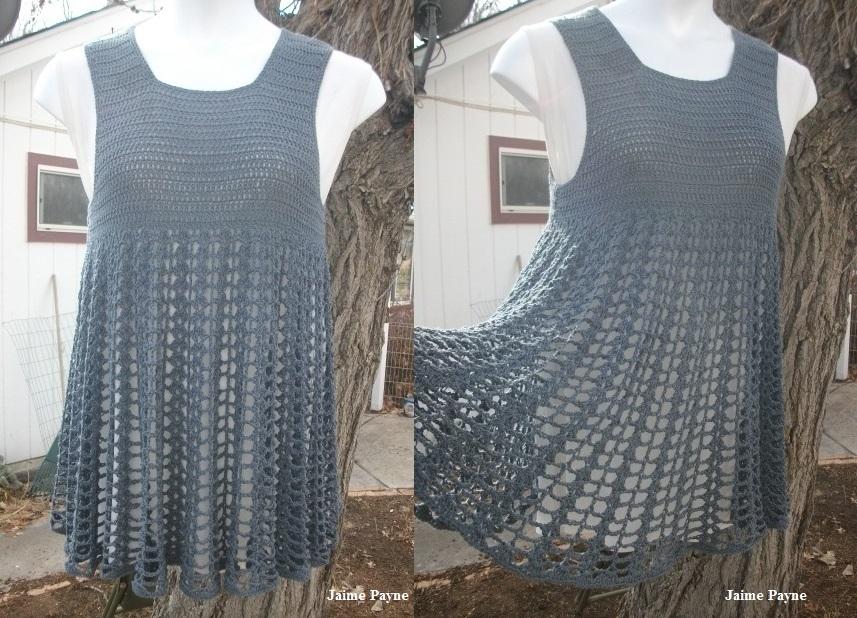 Copper Llama Studio: New Spring and Summer Crochet Top Designs
