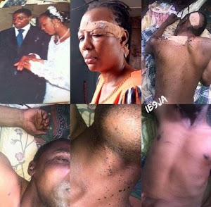 UPDATES: I stabbed my husband in self defense - Alleged Policewoman Playing A Defensive Game