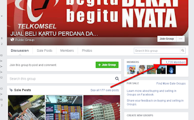 pemasaran online facebook