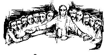 Cada Santa Misa re-actualiza la Última Cena