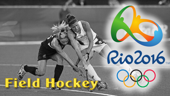 Olympic 2016 Field Hockey Live Streaming