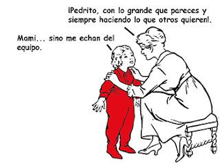 el villano arrinconado, humor, chistes, reir, satira, Pedro Sanchez, PSOE