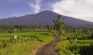 gunung slamet angker