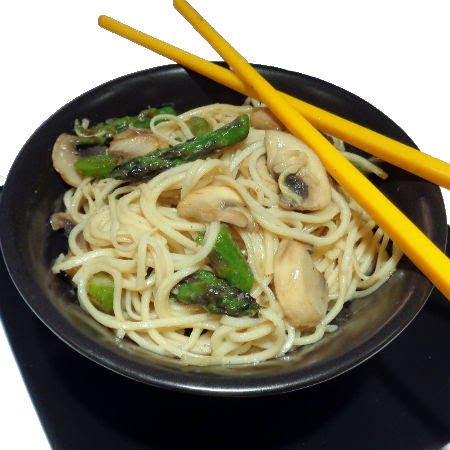 Noodle Bowls - For a Quick Chinese New Year Lunch
