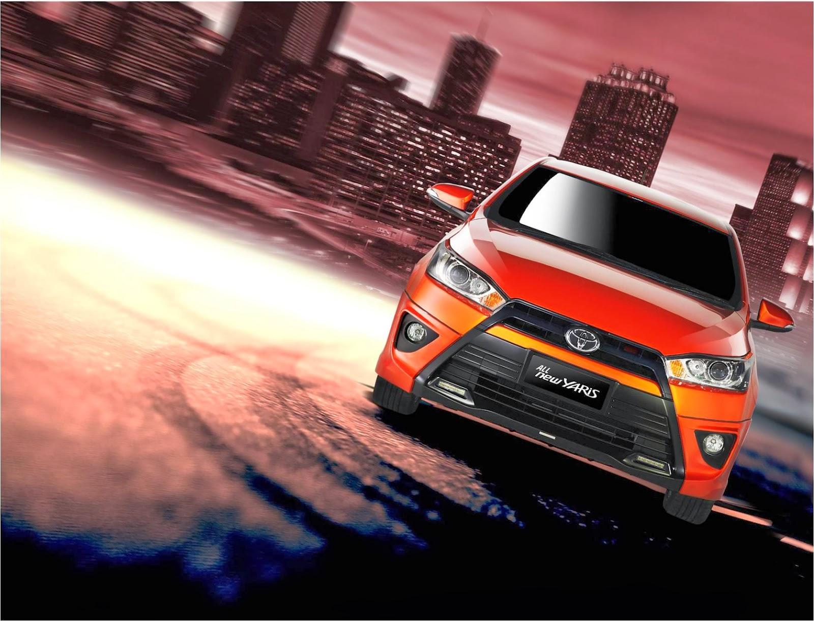 Lampu All New Yaris Trd Toyota Agya Sportivo 2014 Segera Meluncur Launching Akhir Maret