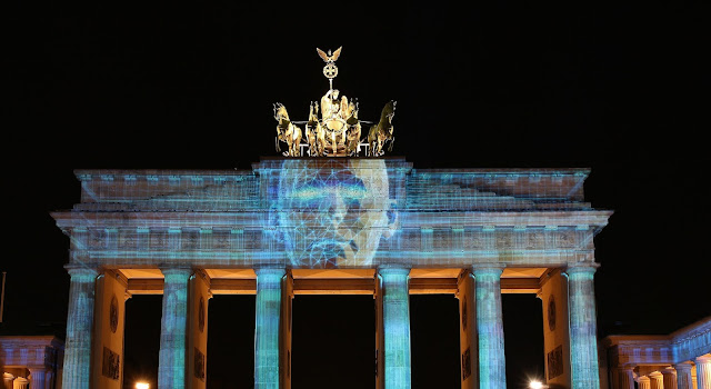 Brandenburger Tor 2017 Festival of Lights