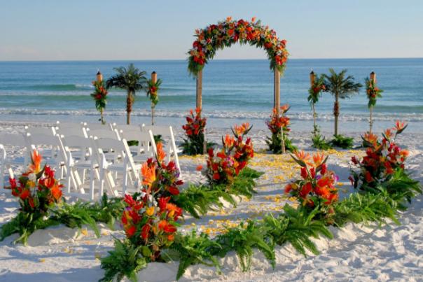 Destination Weddings On A Budget