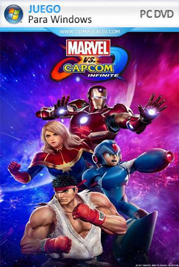 Marvel VS Capcom Infinite PC Full Español