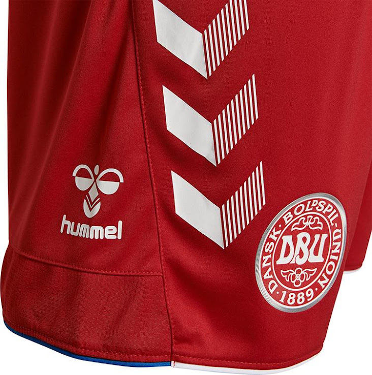 separation shoes a6bb1 4ccc1 Hummel Denmark 2018 World Cup Home & Away Kits Released ...