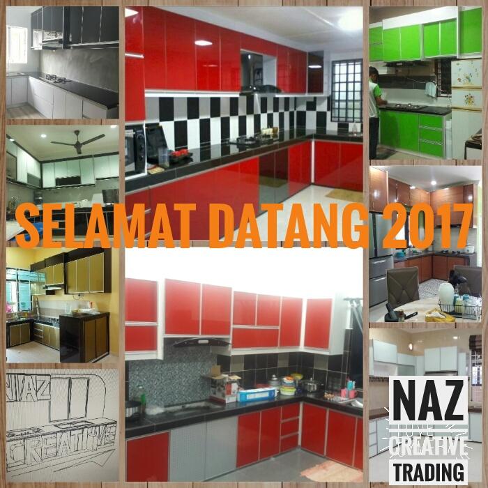 Kabinet Dapur 2017