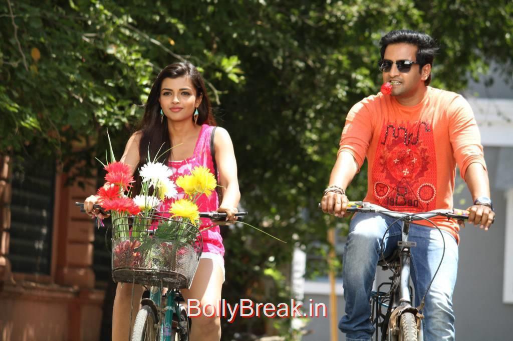 Santhanam-Inimey Ippadithan Movie Pics, HOt Pics of Ashna Zaveri From Inimey Ippadithan Movie
