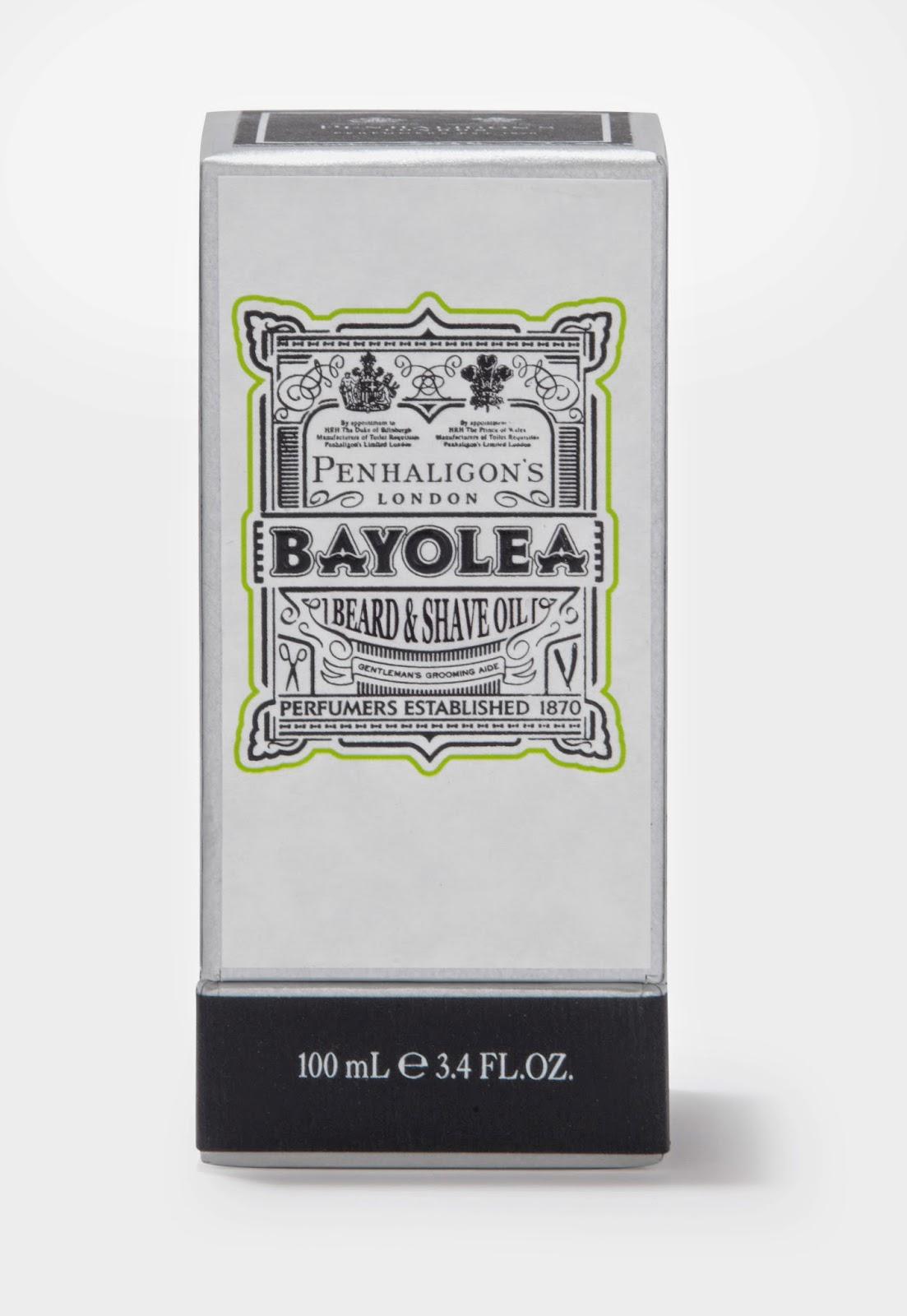 bayolea de penhaligon s l art du grooming pour gentlemen modernes. Black Bedroom Furniture Sets. Home Design Ideas
