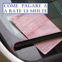 come pagare le multe a rate
