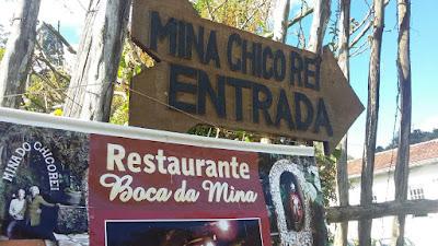 Mina de Chico Rei