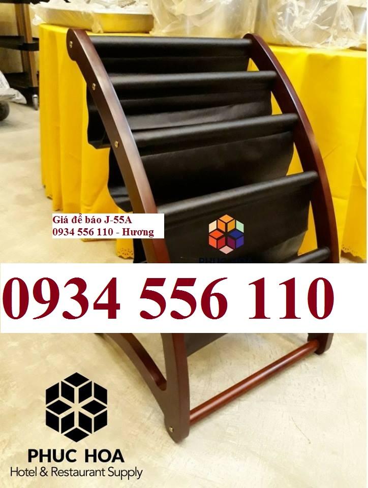 Kệ gỗ để sách báo trong khách sạn, công ty, trường học nhập khẩu ở Hà Nội