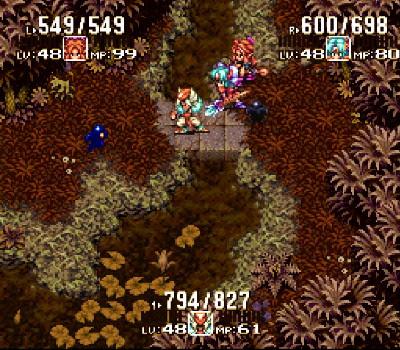 Seiken Densetsu 3 - Holy Lands