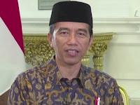 Ditanya Soal Dugaan Penyadapan SBY, Jokowi : Kok Barangnya Dikirim Ke Saya?