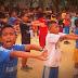 Satgas Yonif Raider 732 Gelar Olahraga dengan Anak-Anak Lede