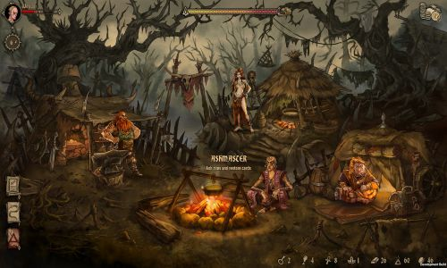 Deck of Ashes Game Setup Download