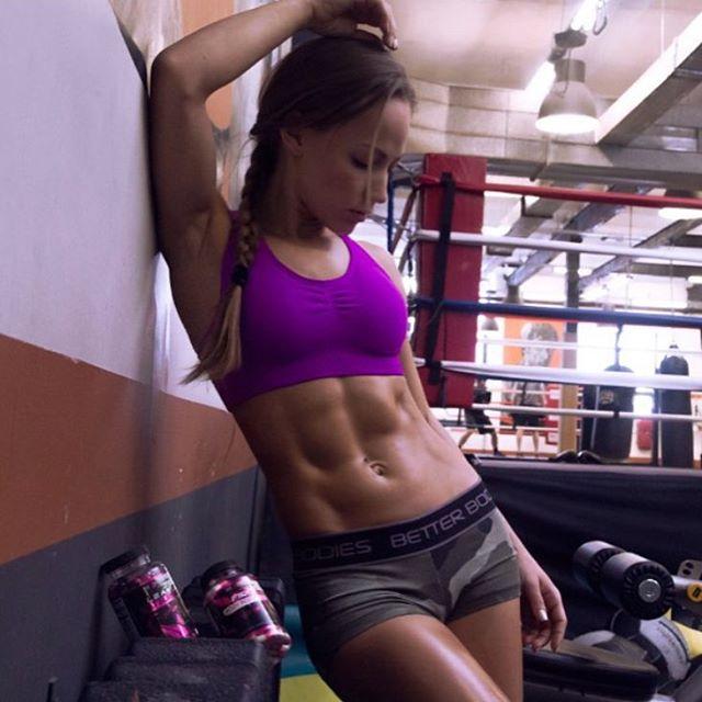 Fitness model Soldatova Sonia Солдатова Соня