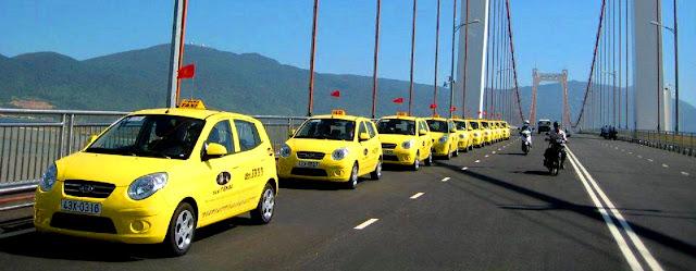Hotline Taxi Đà Nẵng