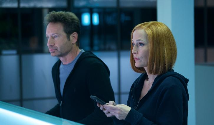 The X-Files - Episode 11.07 - Rm9sbG93ZXJz - Promo, Promotional Photos + Press Release