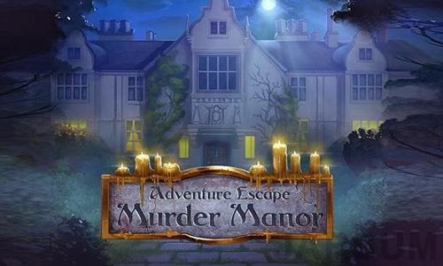 Game Offline Petualangan Terbaik di Android Secara Gratis - Murder Manor