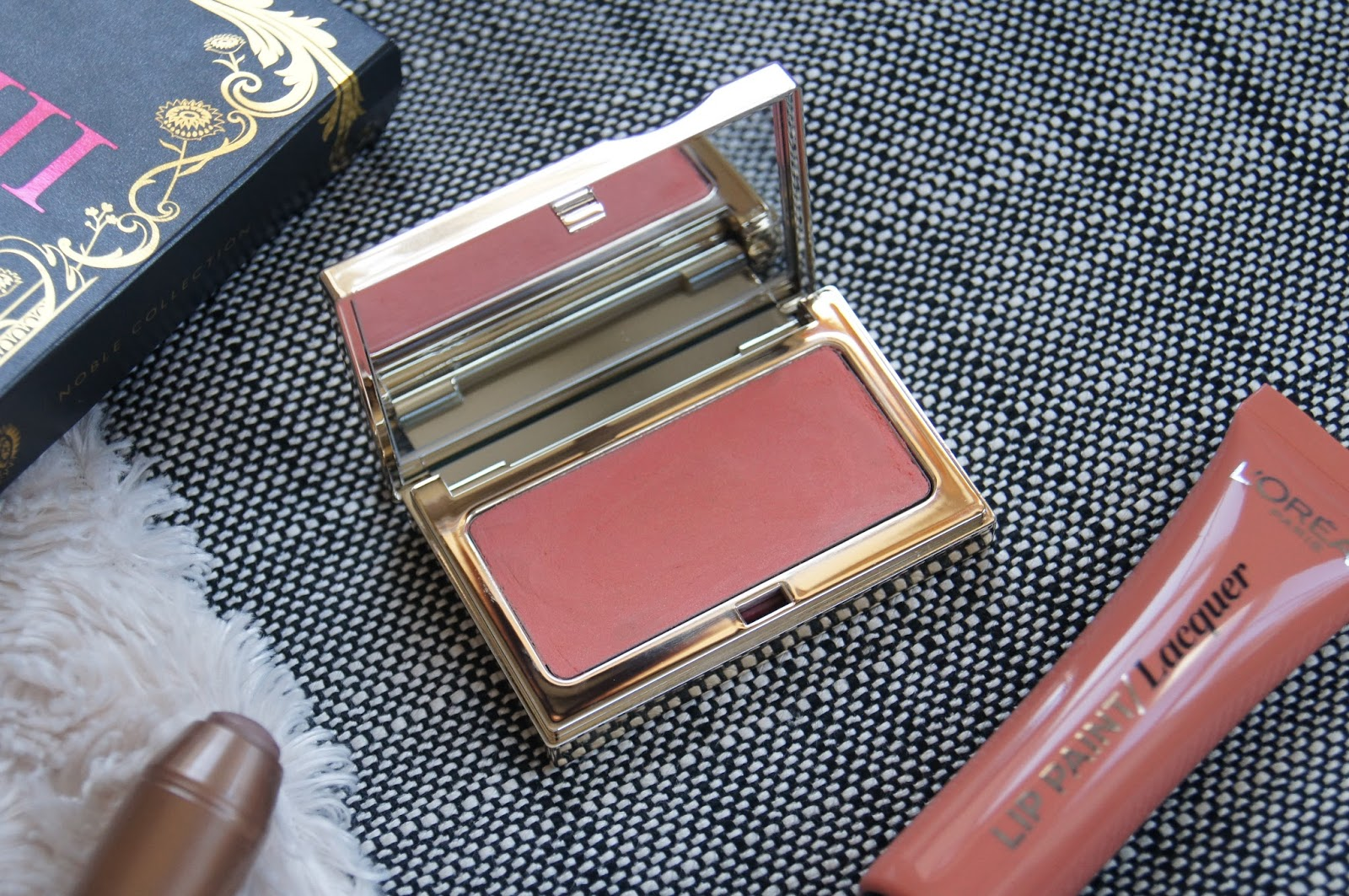 current beauty favourites 28 clarins multi blush -1 peach review