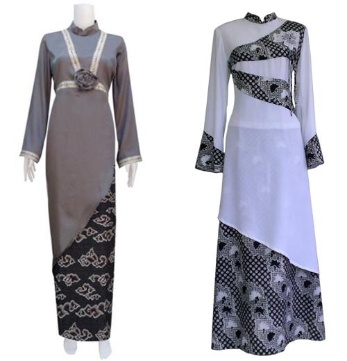 16 Contoh Gambar Model Baju Bahan Kain Sifon Paling