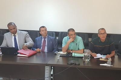 انطلاق اجتماع النقابات التعليمية والوزارة في شأن القضايا التدبيرية