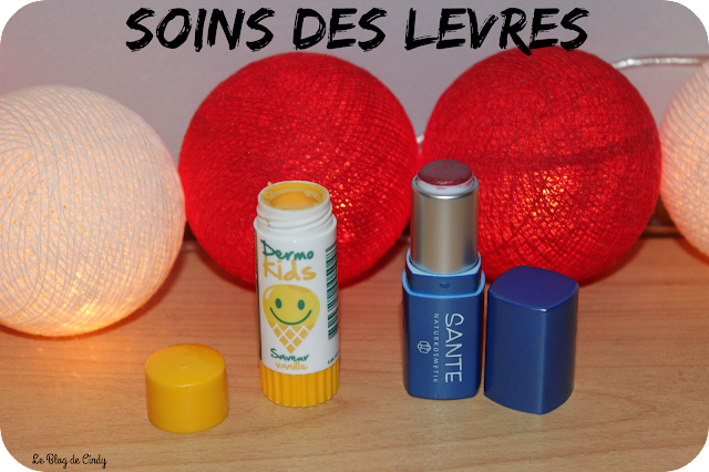 SOIN LEVRES