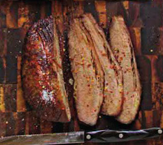 spicy grilled brisket recipe