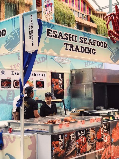 Esashi Seafood Trading
