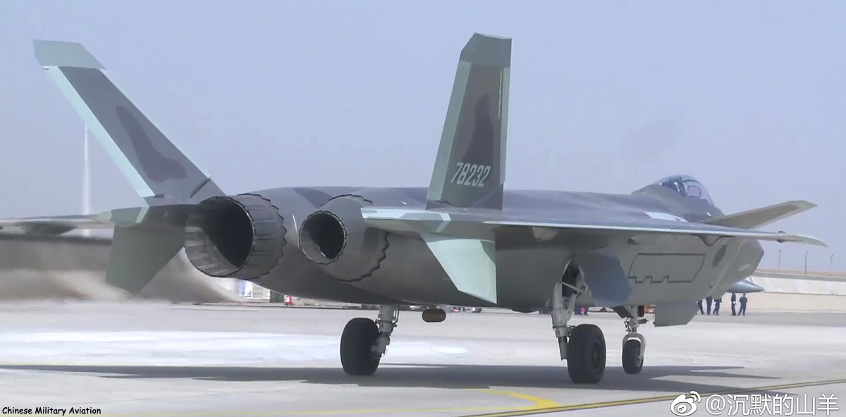 Chinese Military Aviation: Fighters