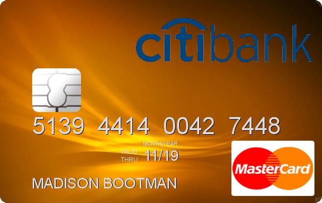 Credit card hack online shopping