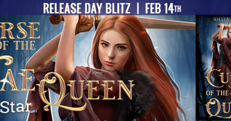 Release Day Blitz & Blog Tour Sign Ups- CURSE OF THE FAE QUEEN by Delia Castel