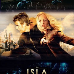 Poster The Island 2005