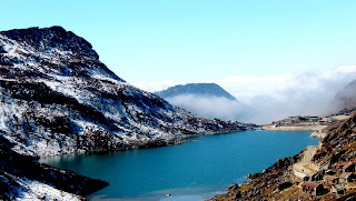 Changu lake,  best lakes to visit in India