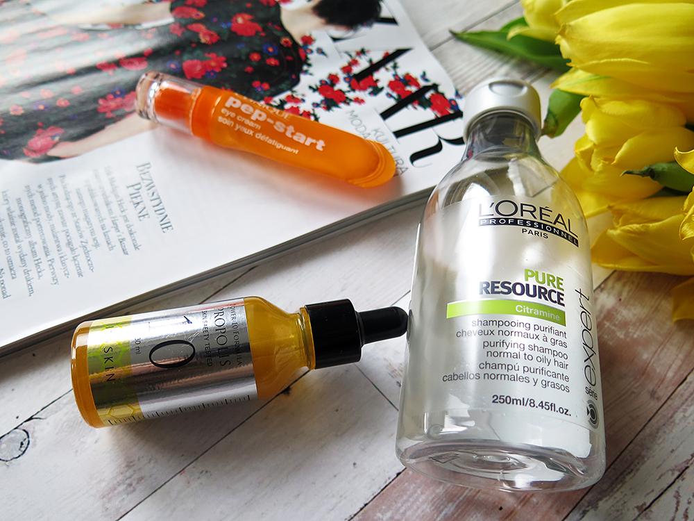 DENKO | Zużycia na koniec kwietnia - It's Skin, Clinique, L'oreal