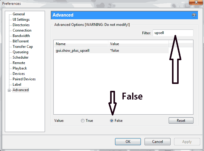 How to Disable Sponsored Ads in uTorrent