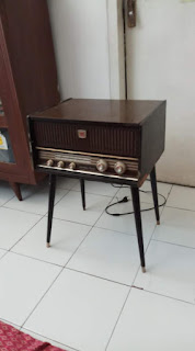Dijual Tirntable ph & radio