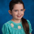 Abigail's Fall School Picture