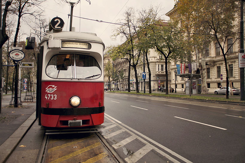 Vienna tram, Vienna is the Most Livable City