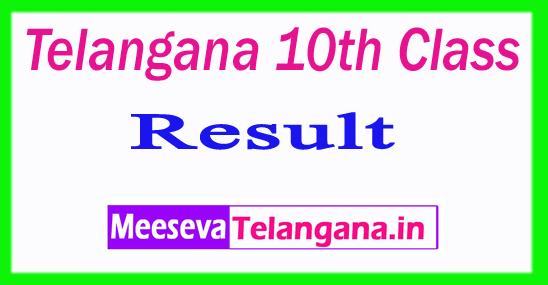 Telangana 10th Class Results 2019