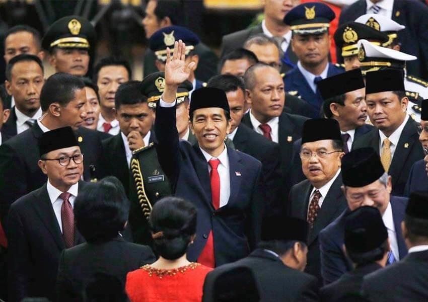 Jokowi Berikan Jaminan Kalau Ibukota Pindah Tidak Akan Jadi Beban APBN