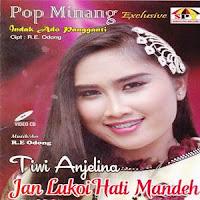 Tiwi Anjelina - Indak Ado Pangganti (Full Album)
